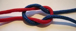 Granny-knot