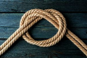 Overhand-bow-knot